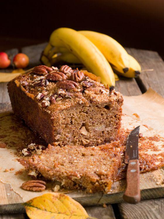 cake au noix et miel