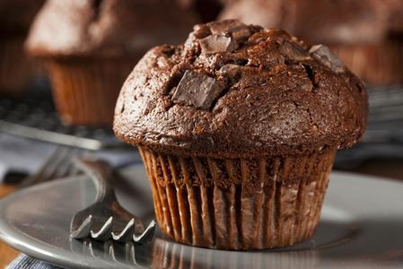 Muffin tout chocolat - Pause Gourmande