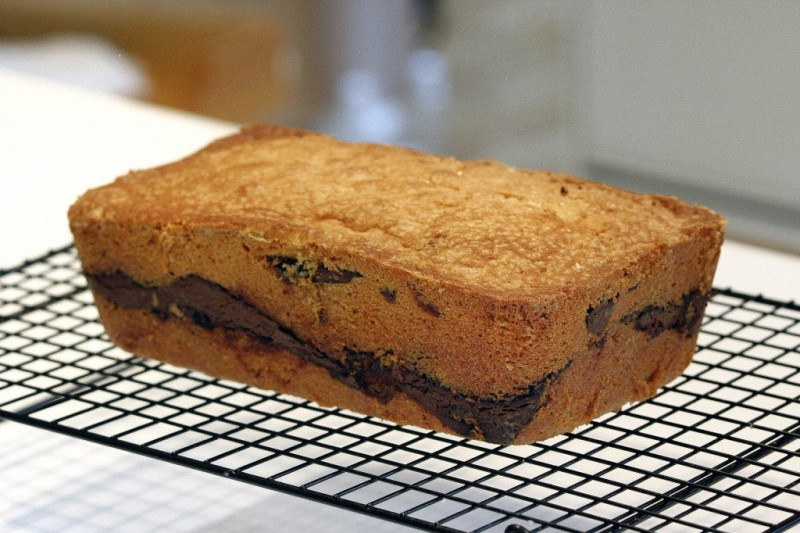 CAKE AU NUTELLA 2