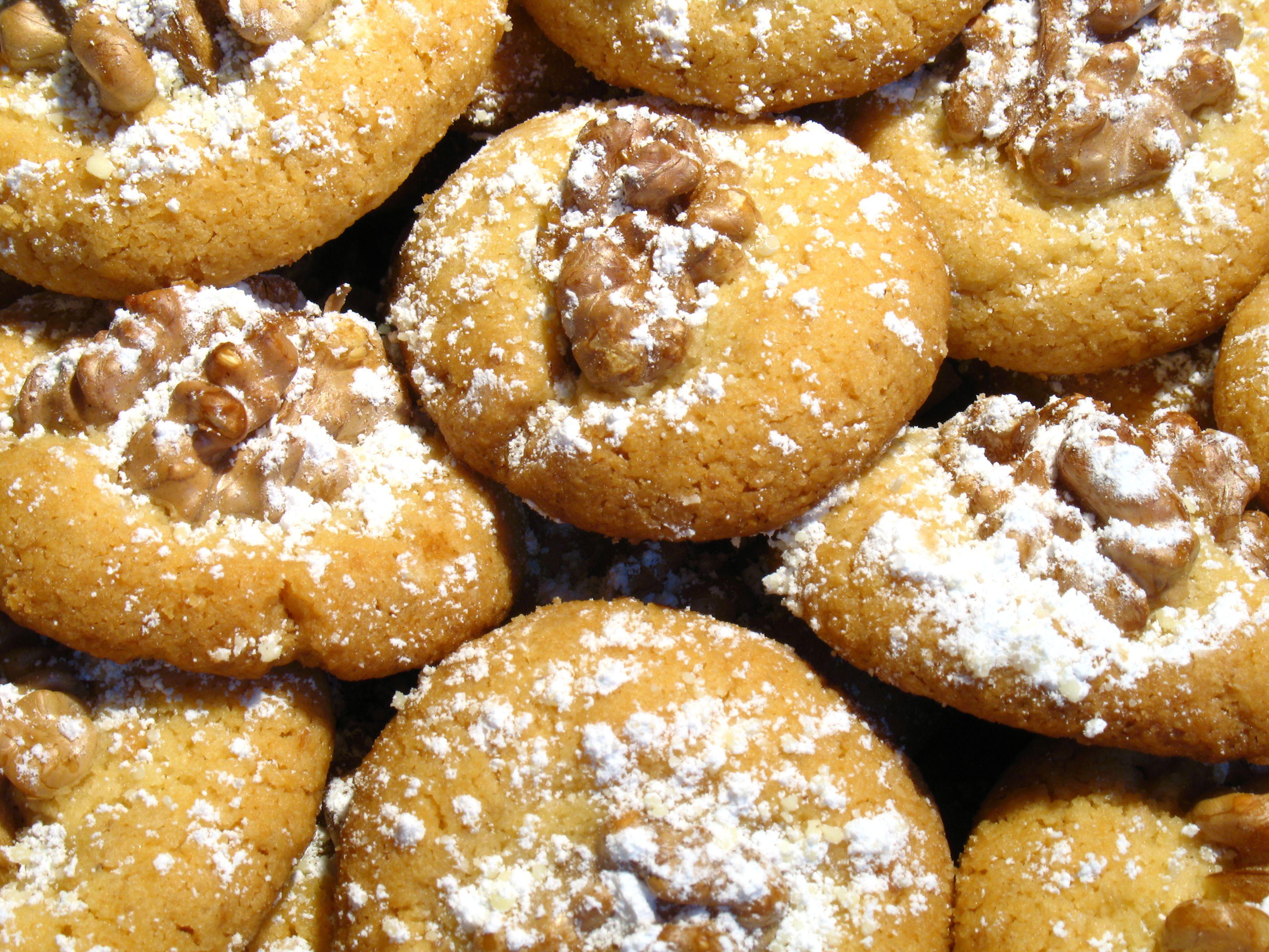 biscuit aux noix