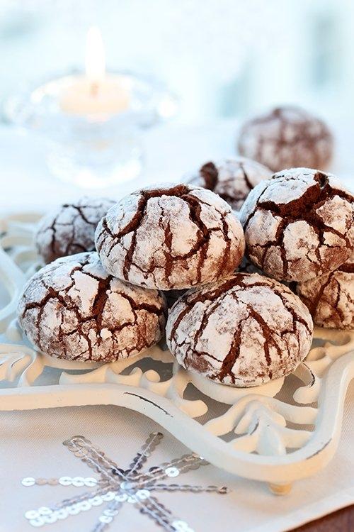 biscuit craquelet