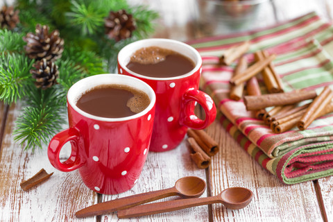 boisson chaud au cacao