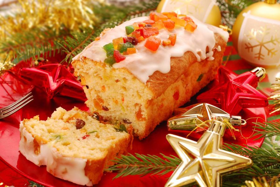 cake aux fruits confits 1