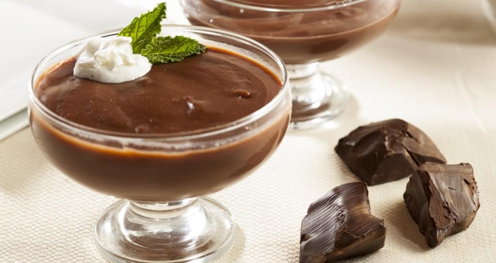 chocola pudding