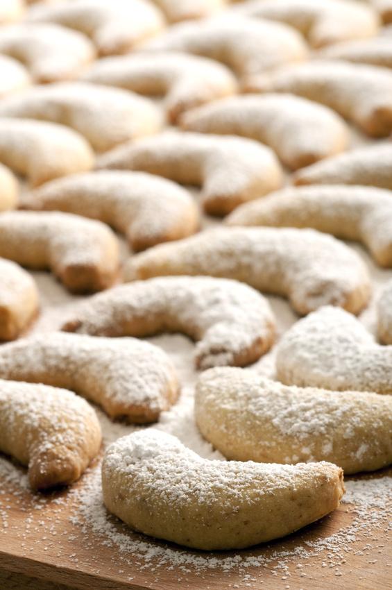Fresh Vanilla Cookies