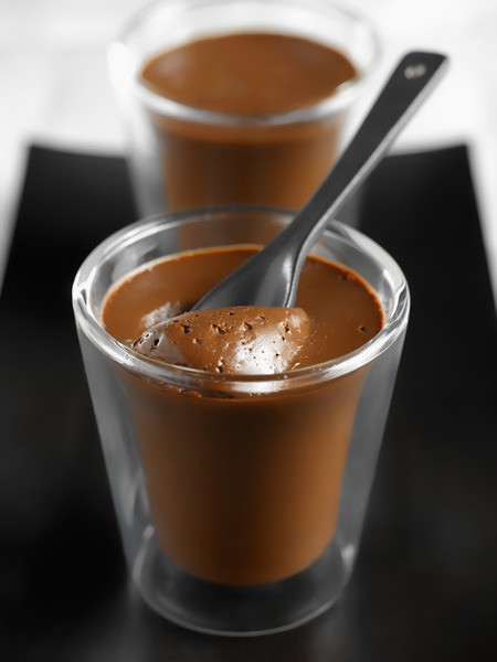 petit pot au chocolat