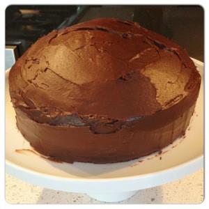 Gâteau Maltesers 2