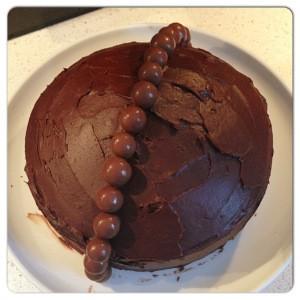 Gâteau Maltesers 3